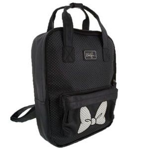Disney Boutique Backpack Minnie Mouse Bow
